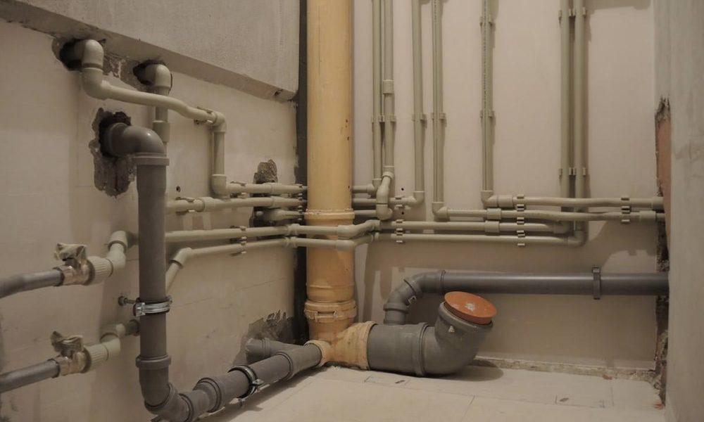 сантехнические работы канализация
