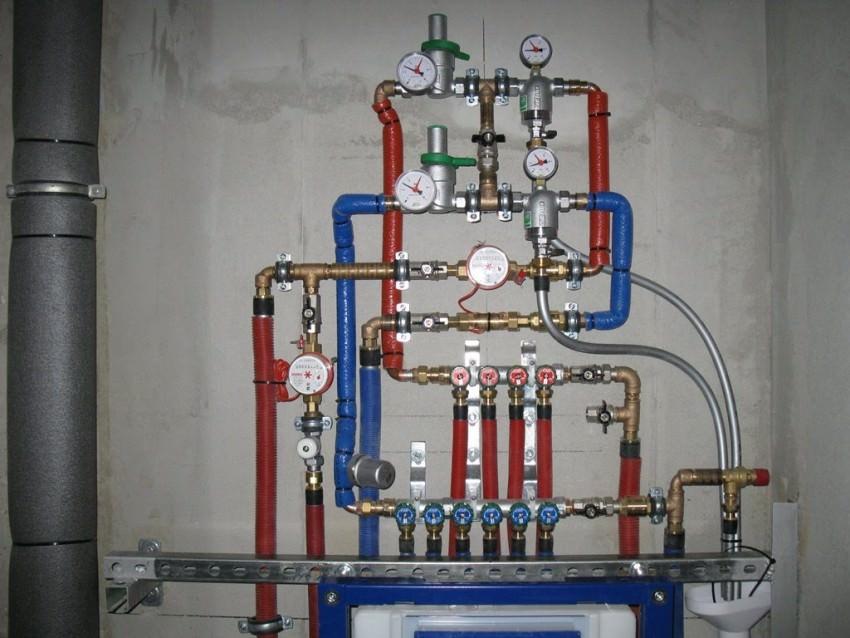 установка водомеров севастополь