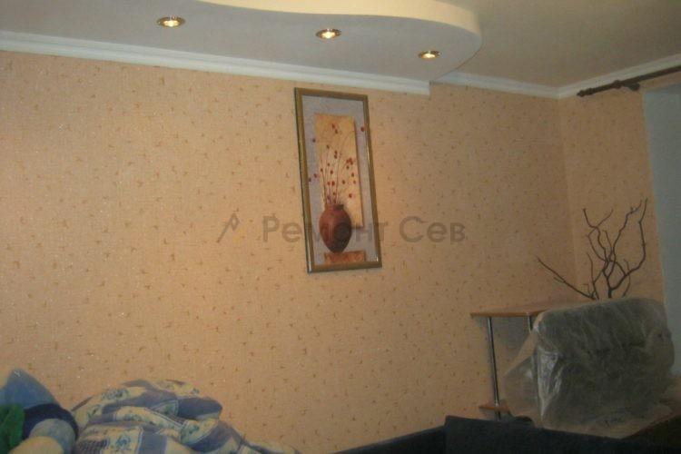 Комплексный ремонт комнат в квартире