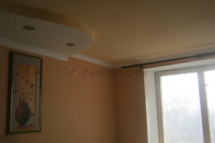 Комплексный ремонт комнаты в квартире
