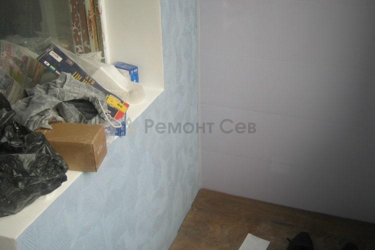 Комплексный ремонт подоконника в квартире