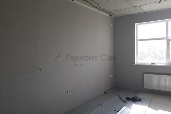 Ремонт комнаты однокомнатной квартиры под ключ