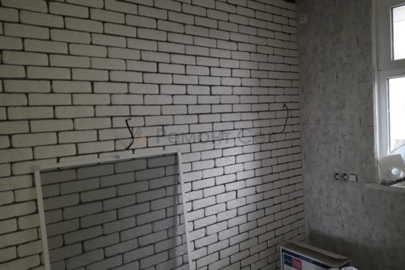 Ремонт стен однокомнатной квартиры под ключ