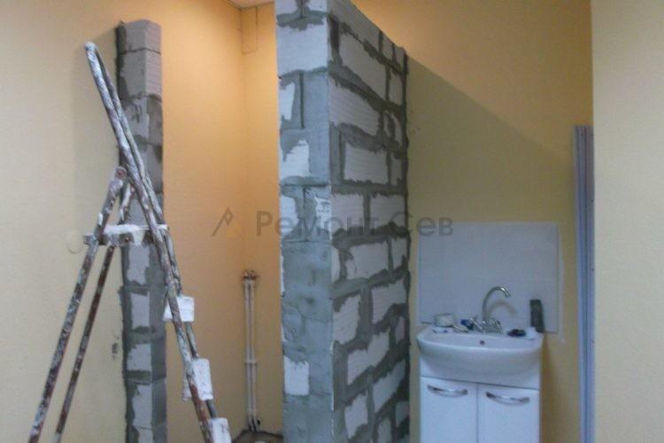 ремонт стен в салоне красоты севастополь 2019