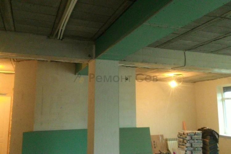 Комплексный ремонт помещения частного дома