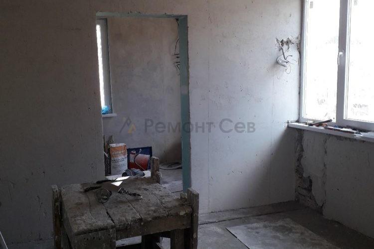 Ремонт комнаты частного