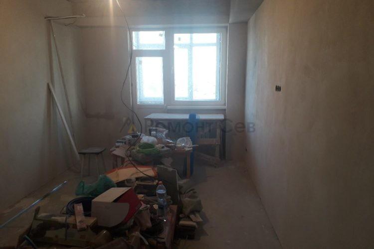 Ремонт комнаты в квартире
