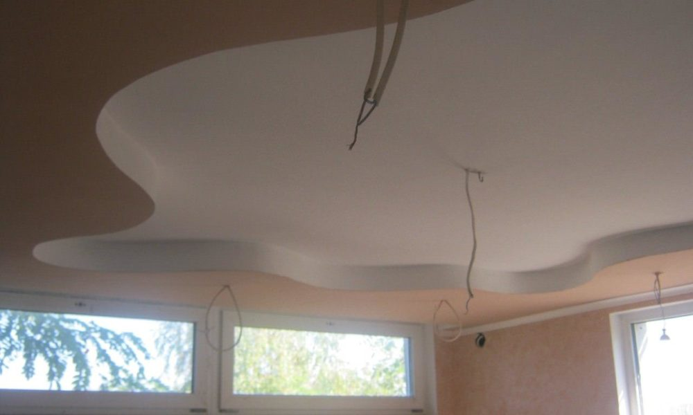 ремонт потолков севастополь