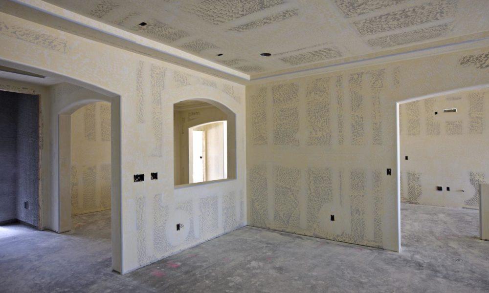 Ремонт стен и перегородок