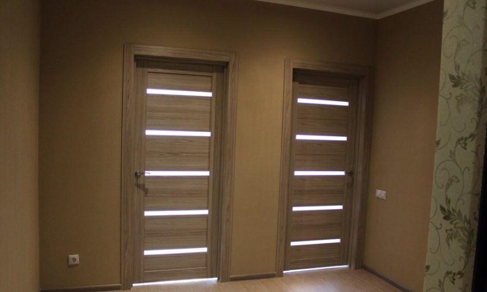 Ремонт и замена межкомнатных дверей